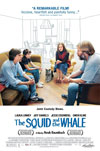 Squid and the Whale Poster