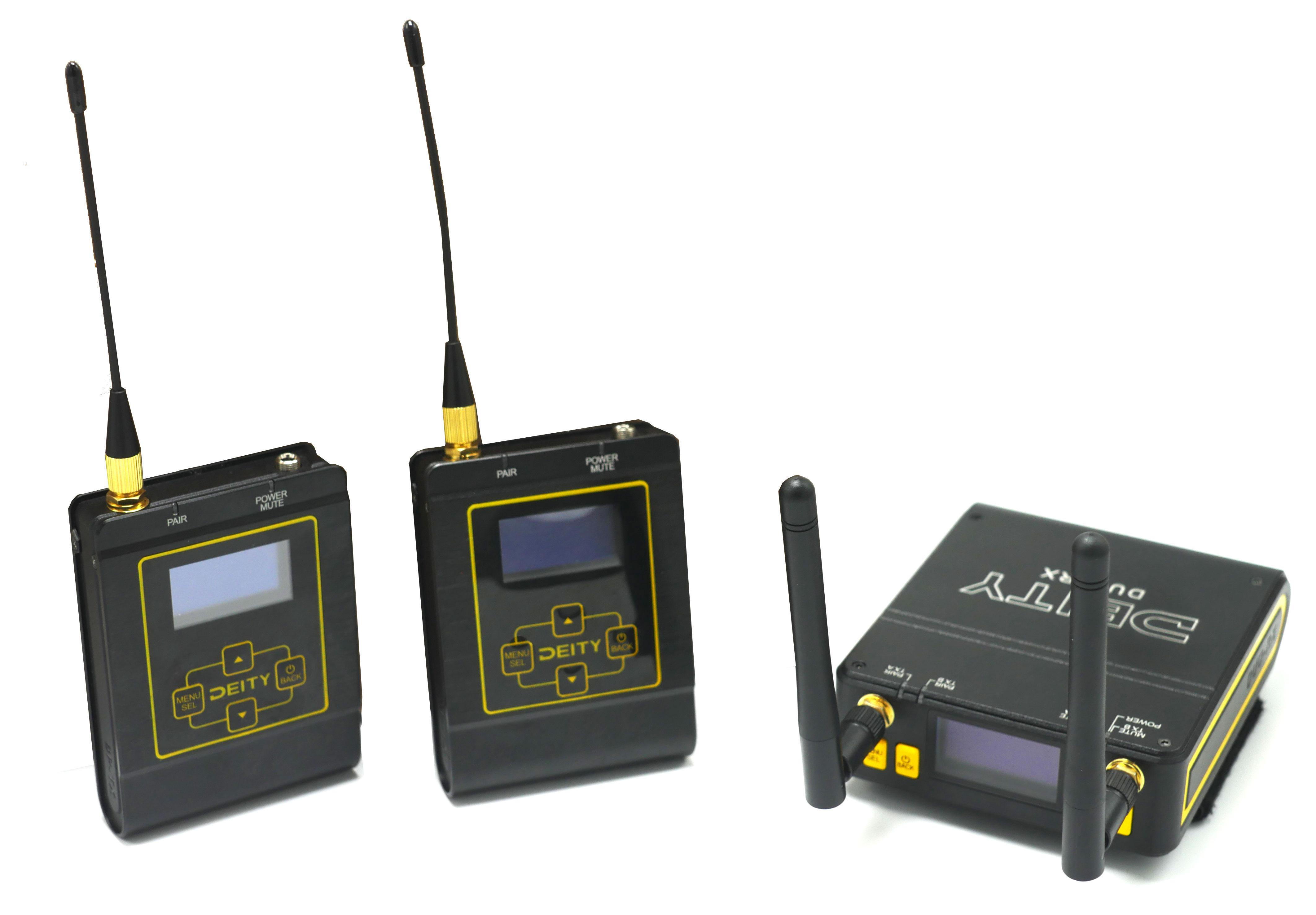 Connect 2 4GHz Wireless System | Gotham Sound