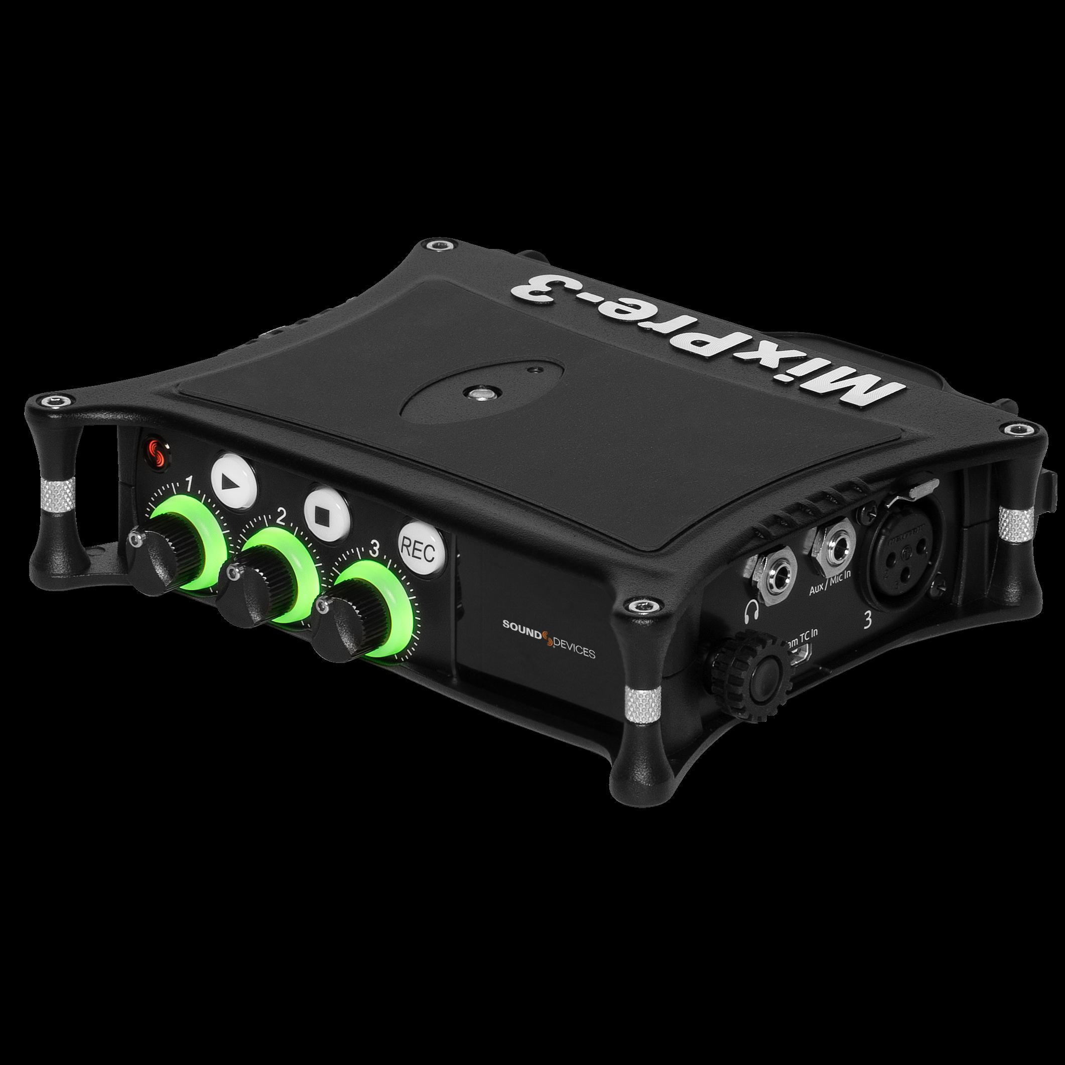 MixPre-3 II Recorder | Gotham Sound