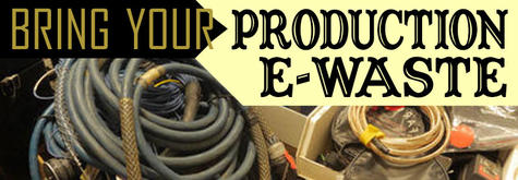 Bring Your Production E-Waste
