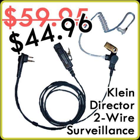 Klein Director 2-Wire Surveillance
