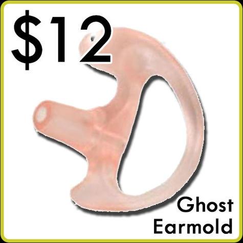 $12 - Ghost Earmold