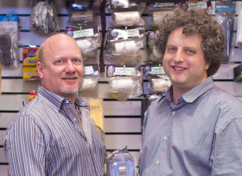 Jim Guzzi & Peter Schneider