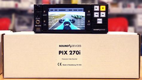 Sound Devices PIX 270i
