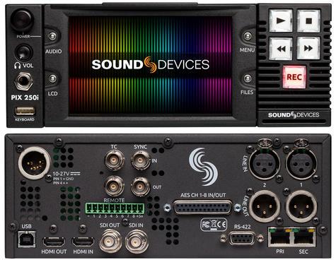 Sound Devices PIX 250i