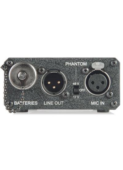 MP-1 Mic Preamp   Gotham Sound